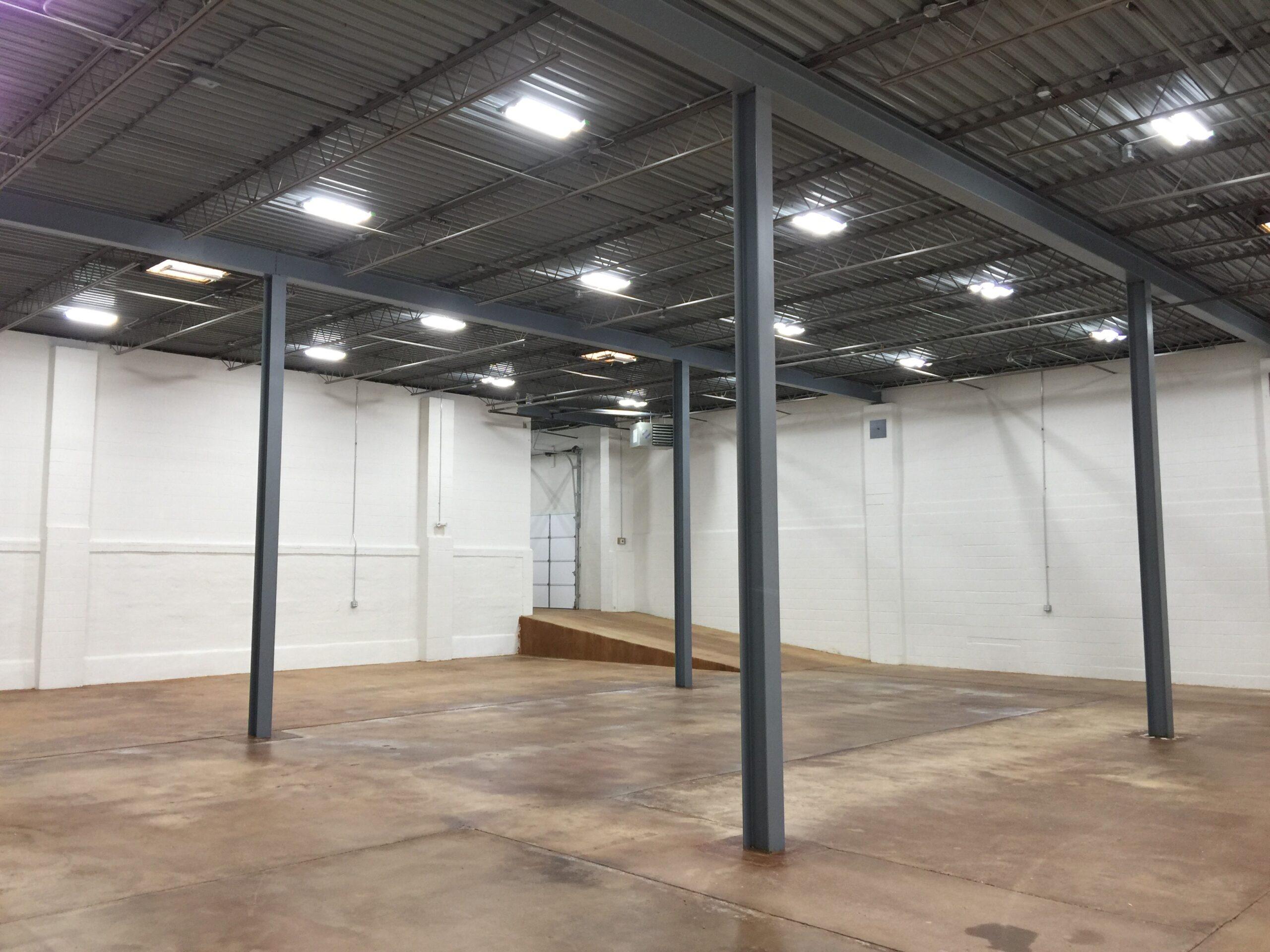 IK10 Lighting ASSI Warehouse