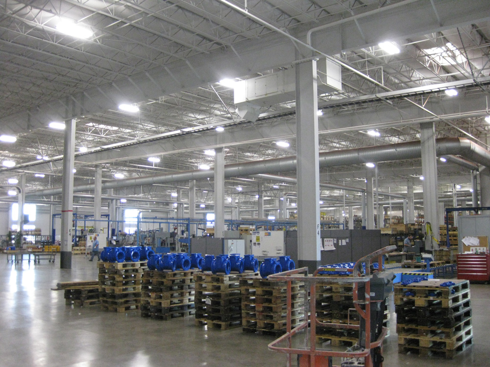IK10 Series Lighting AVK Warehouse