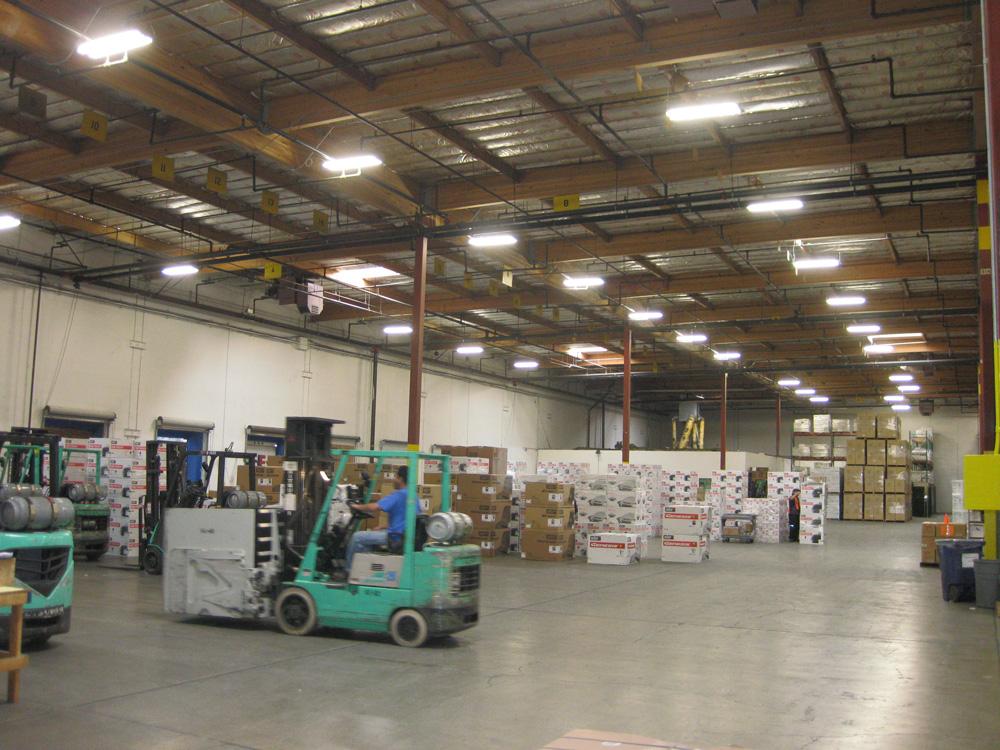IK10 Series Lighting Fixtures Bender Warehouse