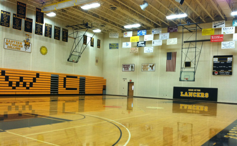 IK10 Series Eastern Wyoming College Basketball/Gym