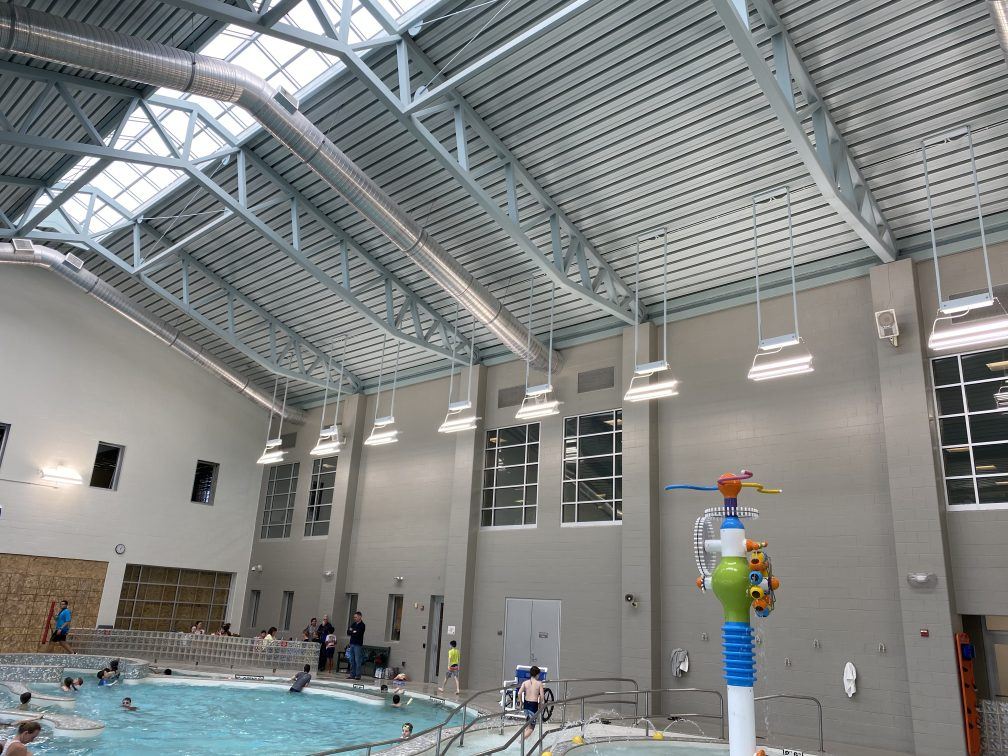 Wave Lighting Center of Clayton Natatorium Clayton, MO