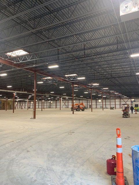 IK10+ Lighting Vornado Warehouse