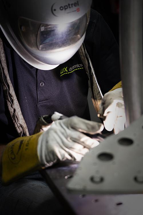 John welding