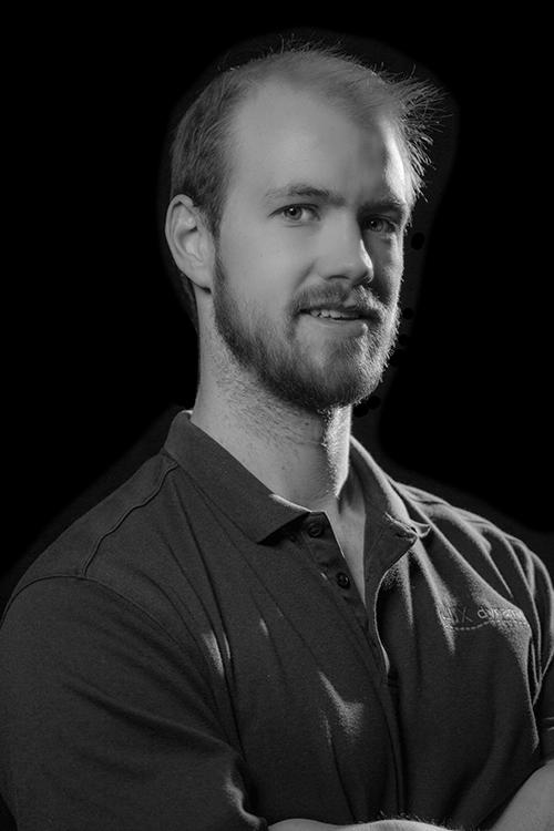 Andy Munter Portrait