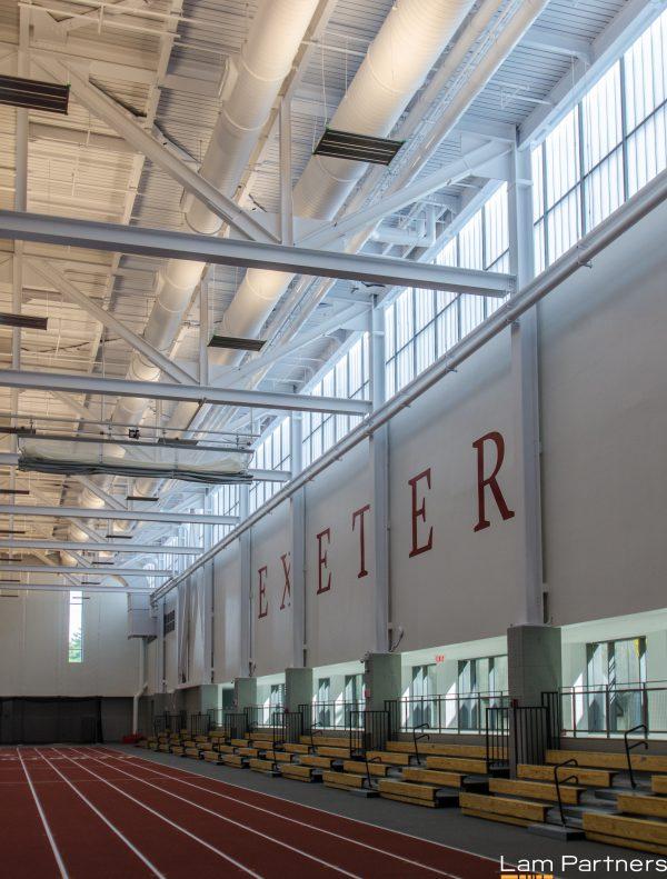 Indoor Track Field Phillips Exeter Academy