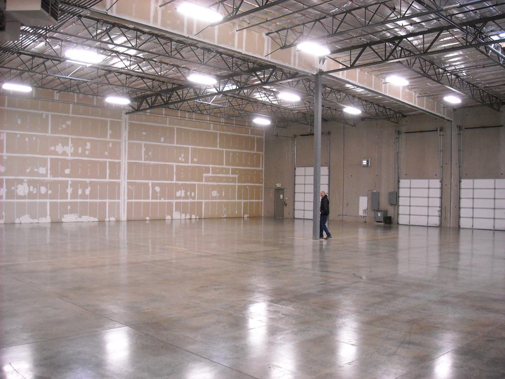 IK10 Series PolyCorp Warehouse