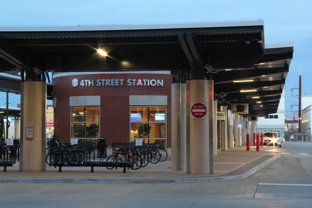 4 Street Station 360+ series