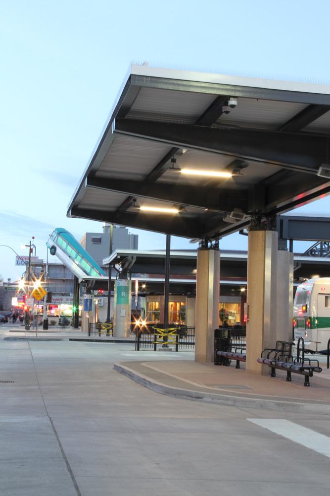 360+ Lighting - 4th Street Station