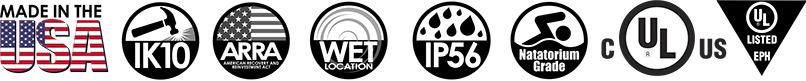 Wave+ Series Badges
